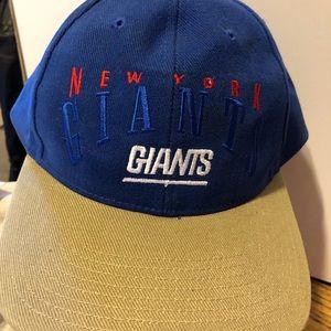 NY Giants Cap